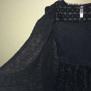 Target Multiple Pattern Knit Cardigan